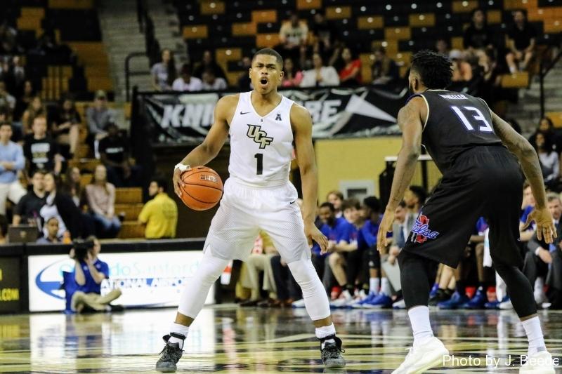 UCF Men's Basketball | BeedeFoto.com